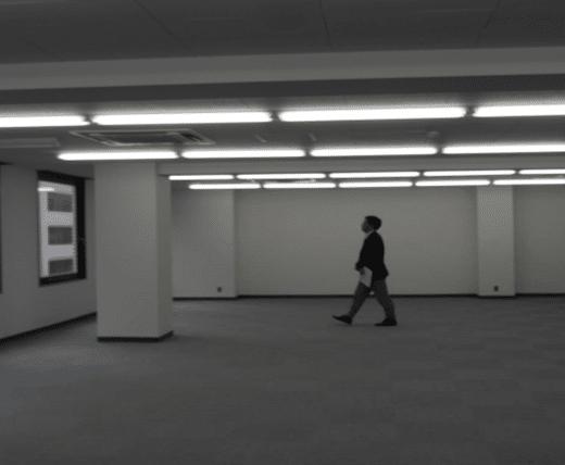 スケルトンオフィス例(施工前)