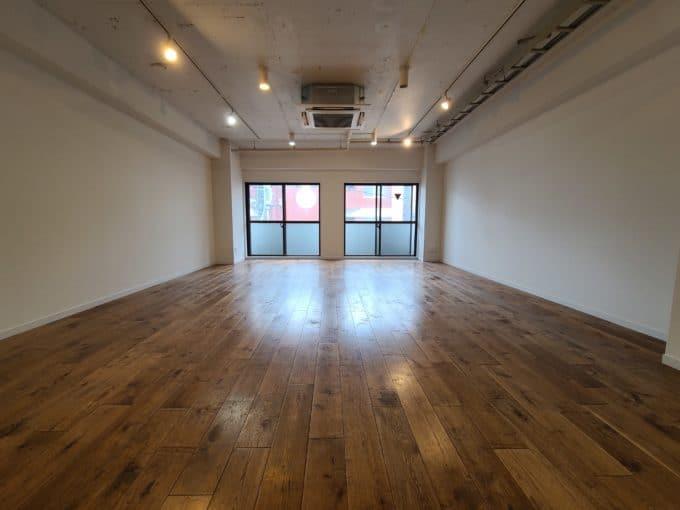 スケルトンオフィス東京 自由が丘 1棟貸し