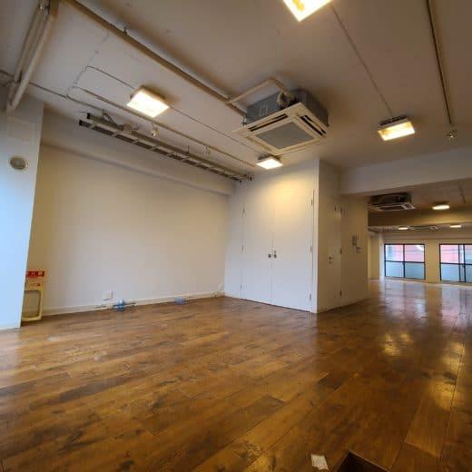 スケルトンオフィス東京 自由が丘2階事務所